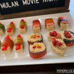 Mulan Family Movie Night